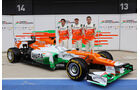 Force India VJM05 Präsentation 2012