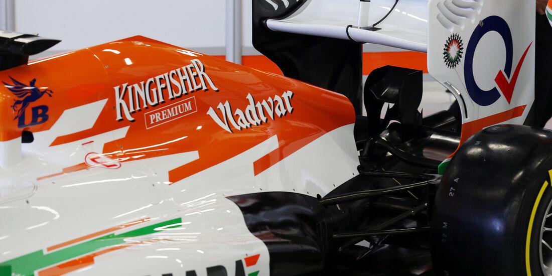 Force India VJM06 F1 2013