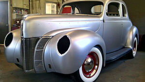 Ford 1940er Coupé Sema