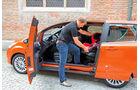 Ford B-Max, Schiebetür, Seite