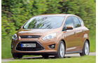 Ford C-MAX 1.0 Ecoboost, Frontansicht