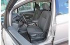 Ford C-MAX 2.0 TDCi, Fahrersitz