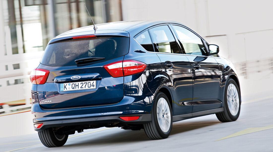 Ford C-Max 1.6 Ecoboost, Seitenansicht