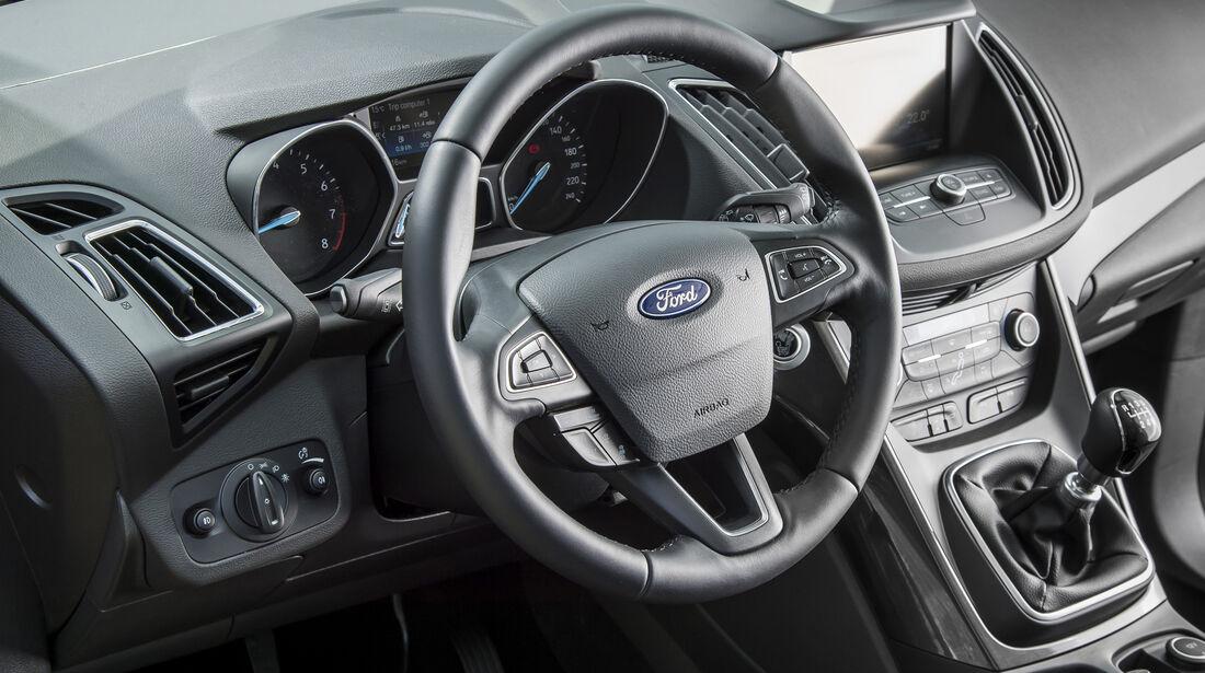 Ford C-Max, Amaturen