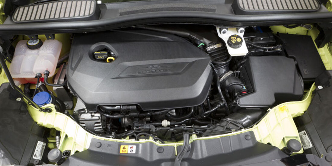 Ford C-Max, Motor