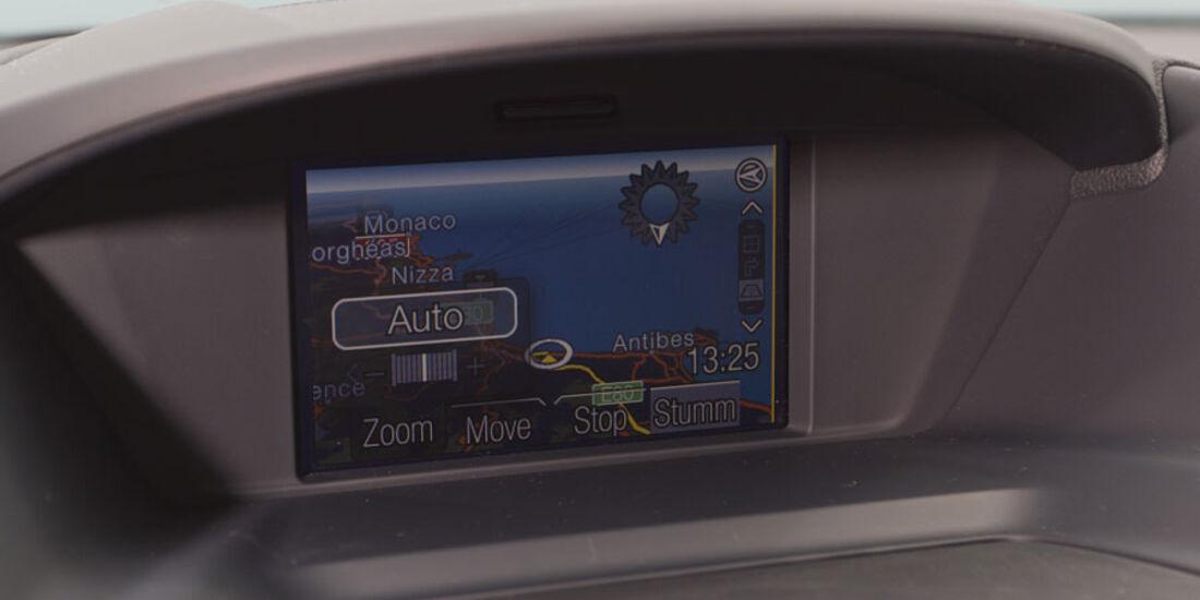 Ford C-Max, Navigationssystem