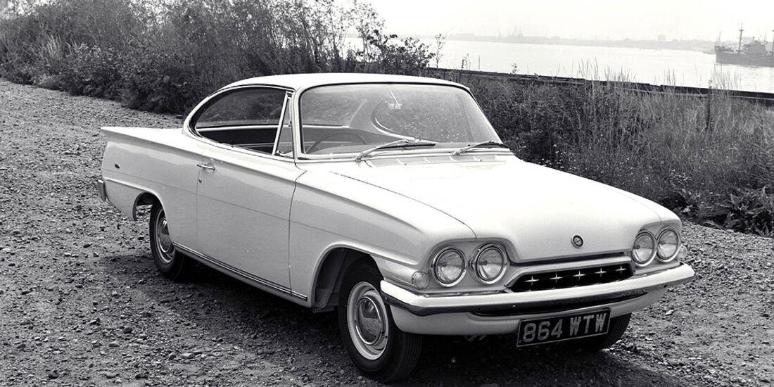 Ford Capri 1961