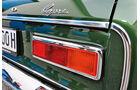 Ford Capri I, Typenbezeichnung