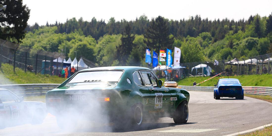 Ford Capri MKI - 24h Classic - Nürburgring - Nordschleife