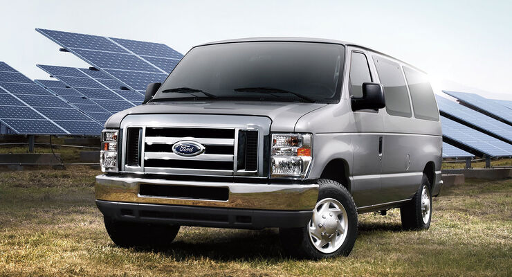 Ford E-Series USA