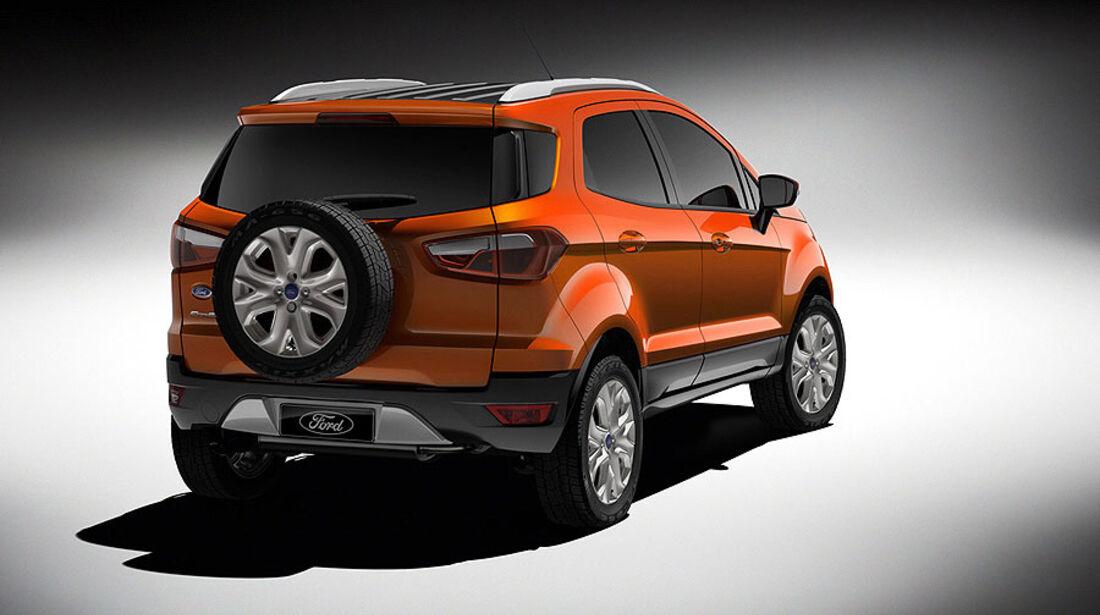 Ford EcoSport 2012