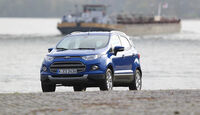 Ford Ecosport 1.0 Ecoboost, Frontansicht