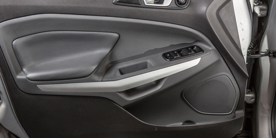 Ford Ecosport 2.0, Türgriff