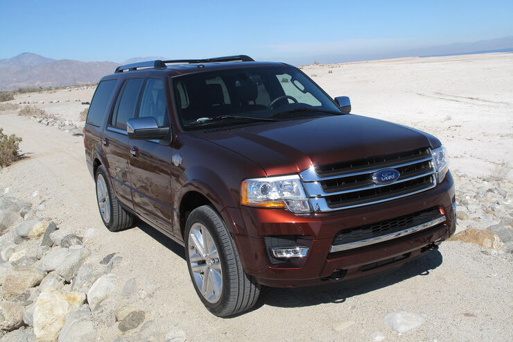 ford expedition el king ranch 2017 im video auto motor und sport. Black Bedroom Furniture Sets. Home Design Ideas