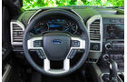 Ford F-150 2.7 Ecoboost, Innenraum, Cockpit