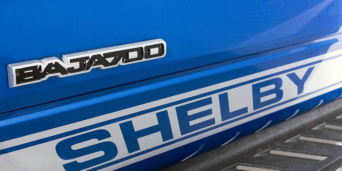Ford F-150 Raptor Shelby Baja 700