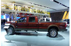 Ford F-350, NAIAS 2014, Detroit Motor Show
