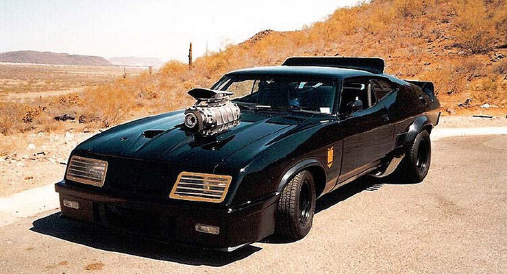 "Ford Falcon aus ""Mad Max"""