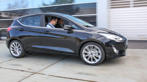 Ford Fiesta 1.0 Ecoboost Titanium Mitfahrt Piakowski