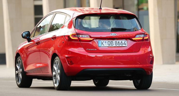 Ford Fiesta 1.0 Ecoboost Titanium
