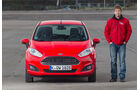 Ford Fiesta 1.0 Powershift Trend, Frontansicht