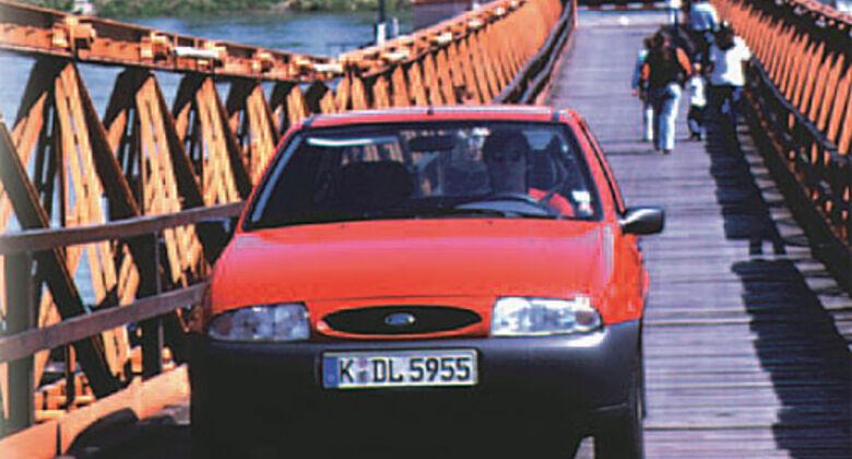 Ford Fiesta 1.25