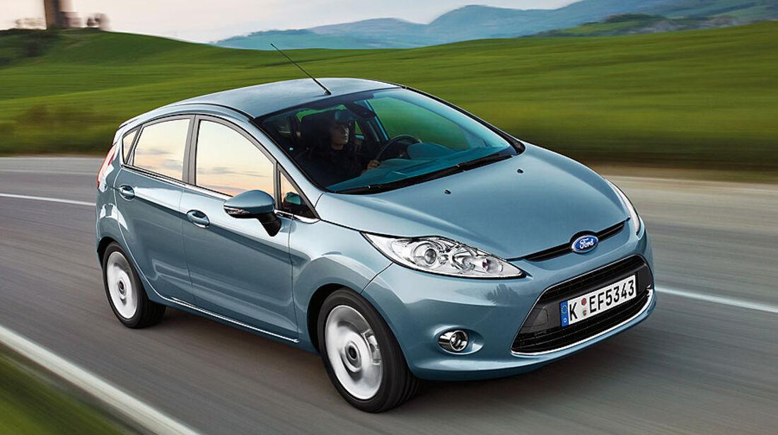 Ford Fiesta 1.4 LPG