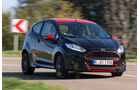 Ford Fiesta Black Edition, Frontansicht