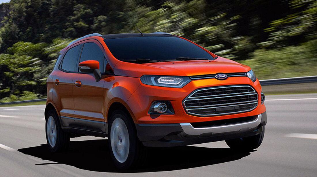 Ford Fiesta EcoSport 2012