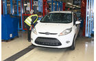 Ford Fiesta, Produktion