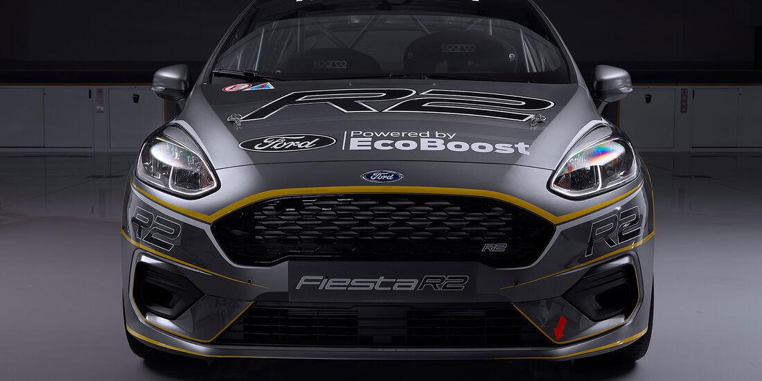 Ford Fiesta R2 Rallye