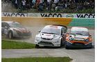 Ford Fiesta Rallyecross Pikes Peak 2009
