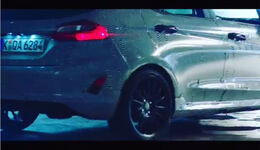 Ford Fiesta ST (2017) Teaser