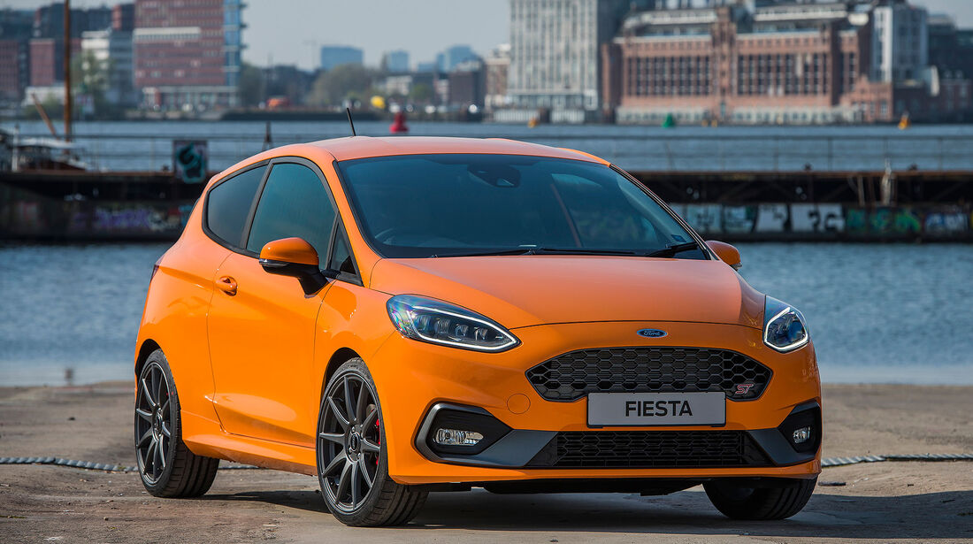 Ford Fiesta ST Ford Performance Edition UK