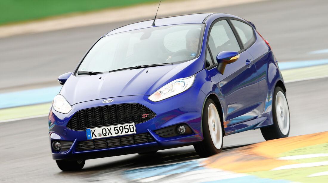 Ford Fiesta ST, Frontansicht