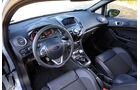 Ford Fiesta ST200, Cockpit