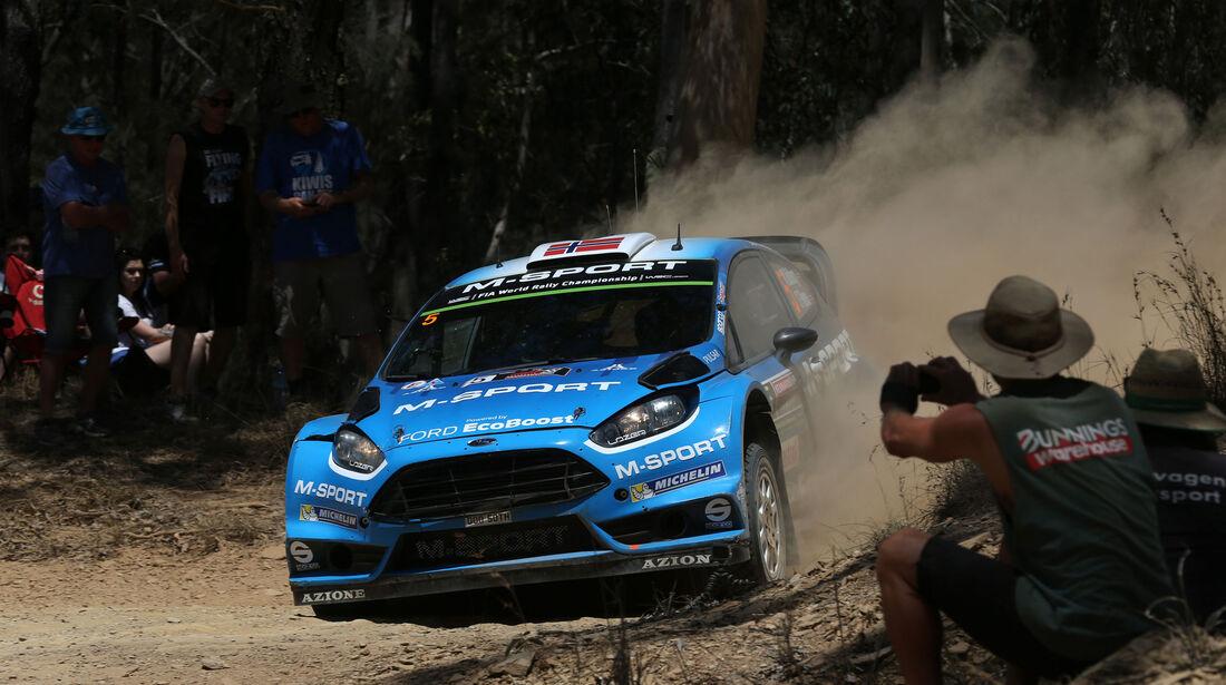 Ford Fiesta WRC - Australien 2016 - Rallye-WM