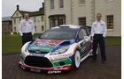 Ford Fiesta WRC, Hirvonen. Latvala