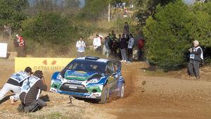 Ford Fista, Rallye