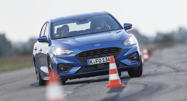 Ford Focus 1.5 Ecoboost, Exterieur