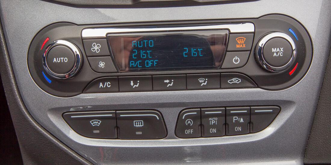 Ford Focus 1.6 Eciboost Turnier, Klimaautomatik