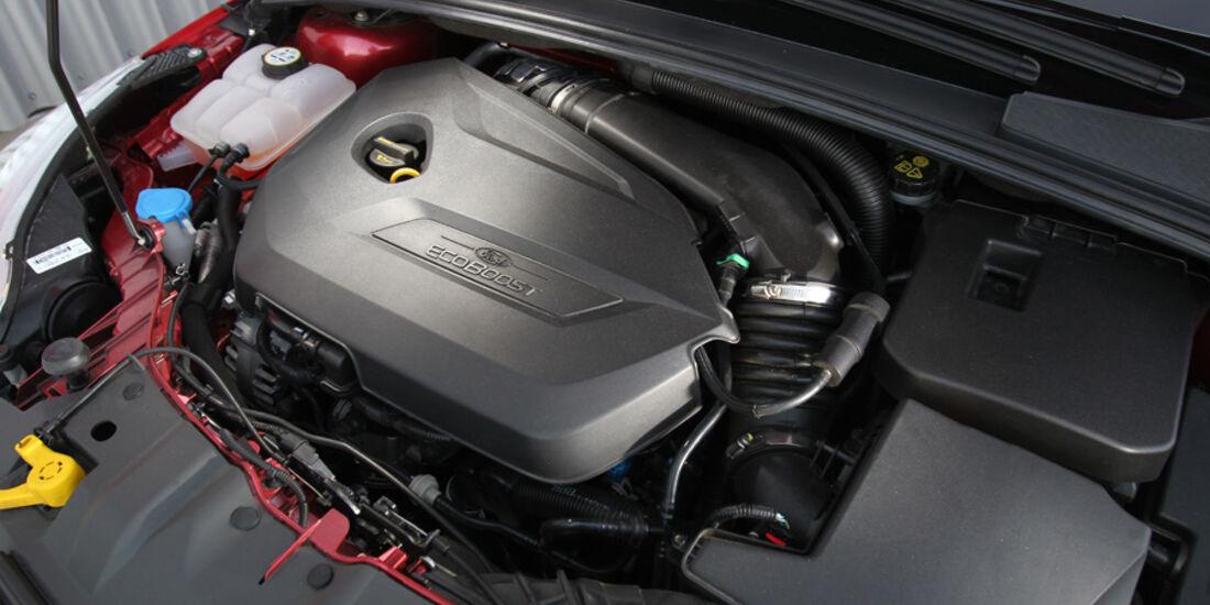 Ford Focus 1.6 Ecoboost, Motor