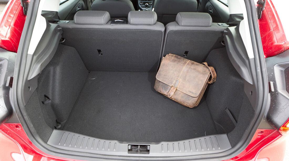 Ford Focus 2.0 TDCi, Ladefläche, Kofferraum
