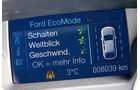 Ford Focus Econetic, Bordcomputer, Display