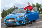Ford Focus RS, Christian Gebhardt