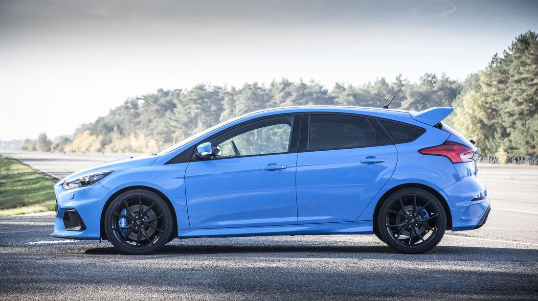 Ford Focus RS, Fahrbericht, 01/2016, Hot Hatchback