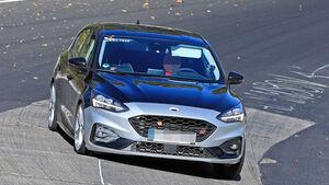 Ford Focus ST Erlkönig
