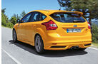 Ford Focus ST, Heck