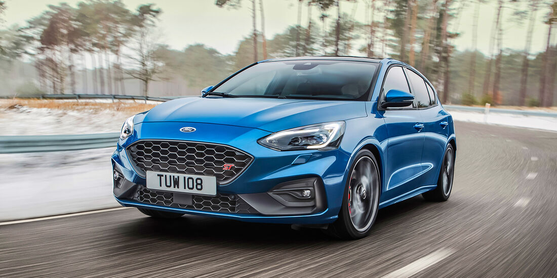 Ford Focus ST - Serie - Kompaktwagen bis 35000 Euro - sport auto Award 2019