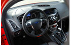 Ford Focus ST Turnier, Cockpit